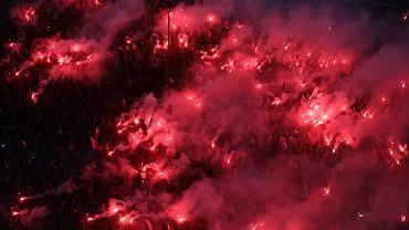 Marsz Niepodległości w Warszawie (2020 r.)
