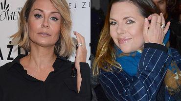 Aleksandra Kwaśniewska zażartowała z Małgorzaty Rozenek.