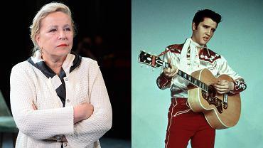 Krystyna Janda, Elvis Presley