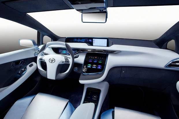 Toyota FCV-R Concept (2012)