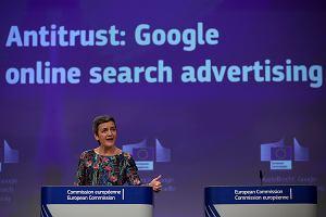 Gazprom czy Google? Unijna komisarz i wybiórcza polityka antymonopolowa
