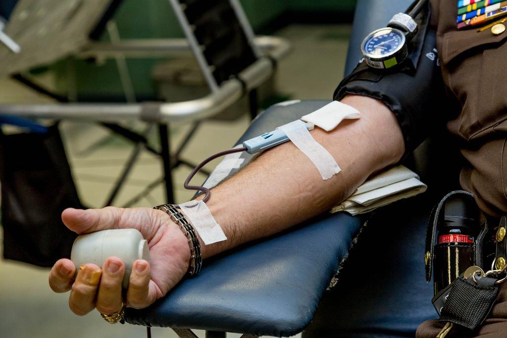 Dania. Homoseksualni mężczyźni będą mogli oddawać krew (zdjęcie ilustracyjne)