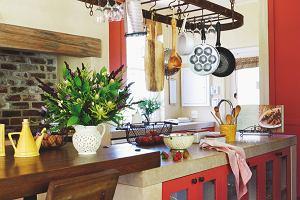 Wiejskie Kuchnie Budowa Projektowanie I Remont Domu Zakladanie