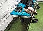 Policjant udusił pacjenta izby wytrzeźwień?