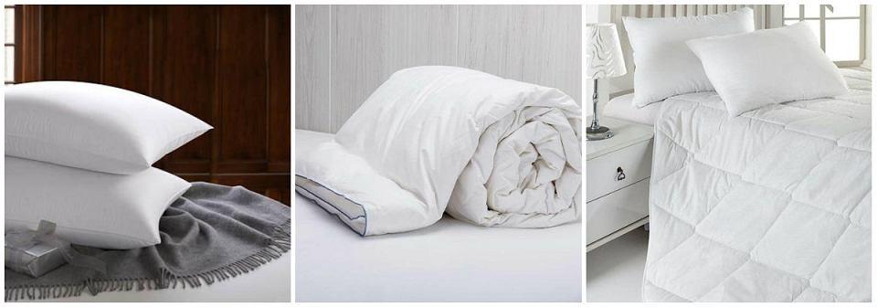 Kołdry i poduszki antyalergiczne