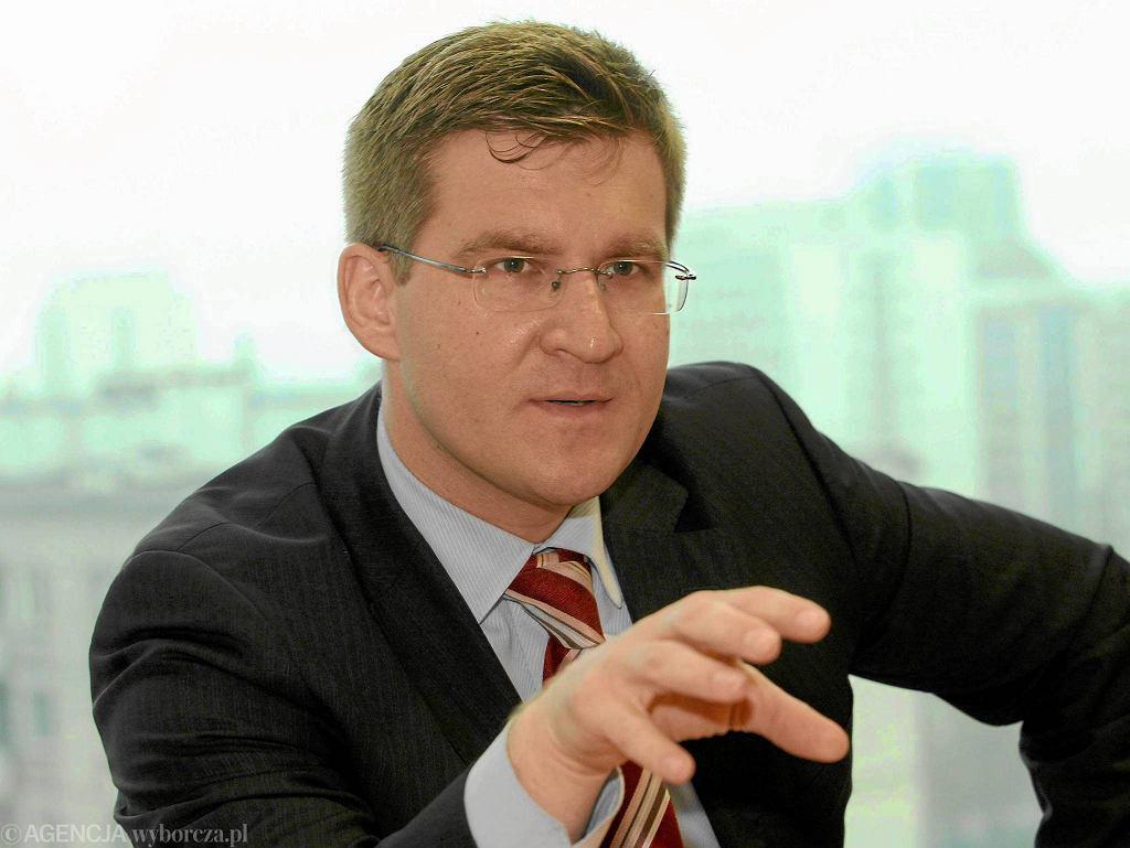 Marcin Piątkowski, analityk Banku Światowego