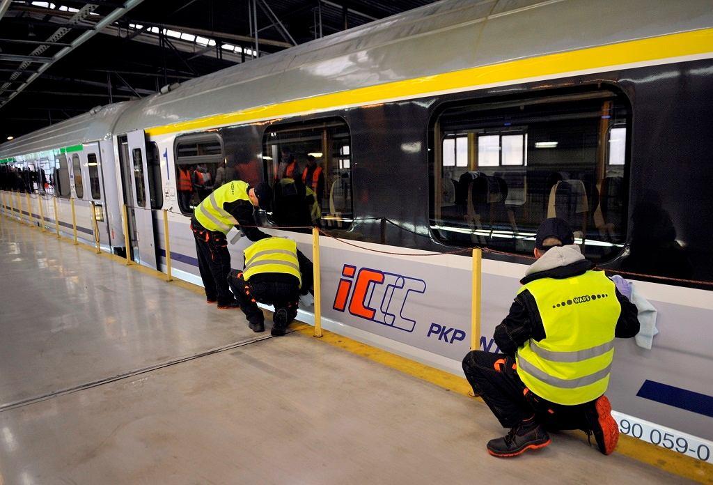 Skazani będą pracować dla PKP Intercity w 17 lokalizacjach