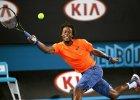 Australian Open. Gael Monfils rywalem Jerzego Janowicza