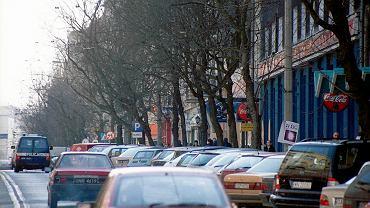 Gdynia, ul. Świętojańska, rok 2003.