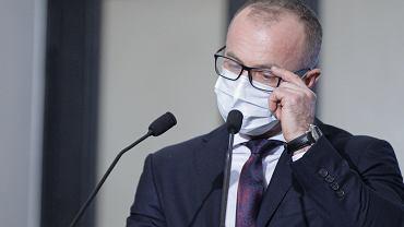 Cessak składa zawiadomienie do prokuratury na Brauna