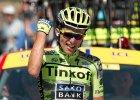 Vuelta a Espana. Rafał Majka gra o podium