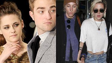 Kristen Stewart i Robert Pattinson; Kristen Stewart i Alicia Cargile