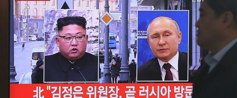 Rosja. Przywódca Korei Północnej spotka się z Władimirem Putinem