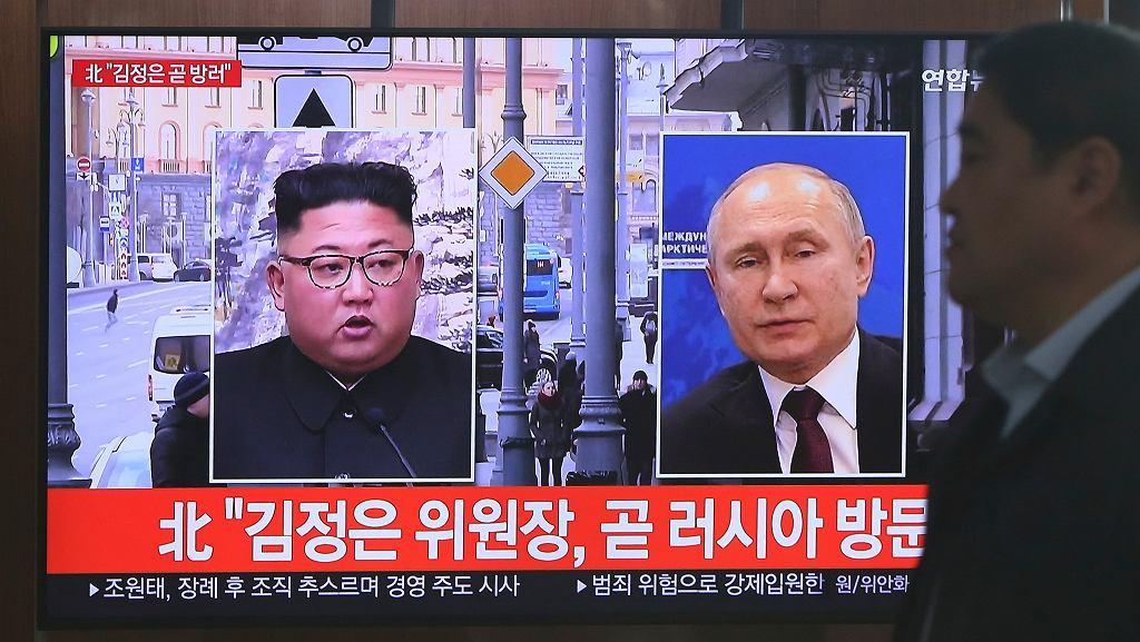 South Korea North Korea Russia Meeting
