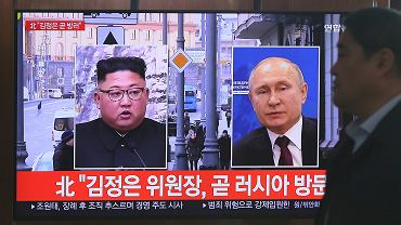 South Korea North Korea Russia Meeting