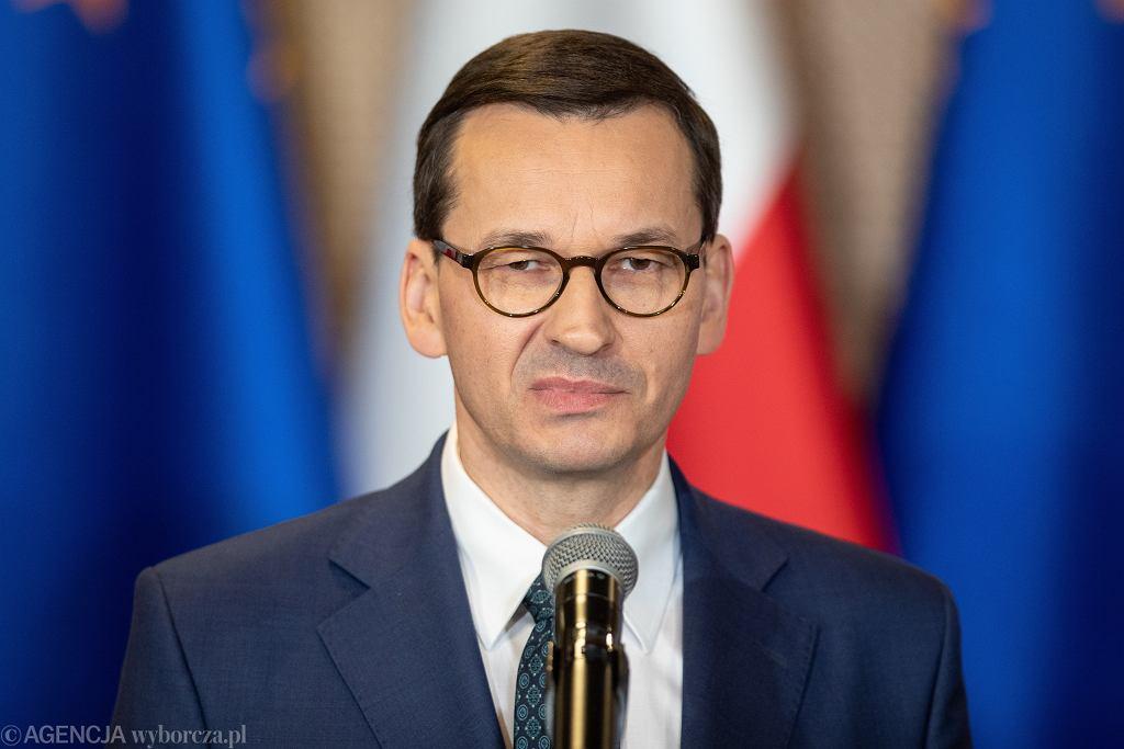 Mateusz Morawiecki dla Politico: Polska ma plan naprawy Unii Europejskiej