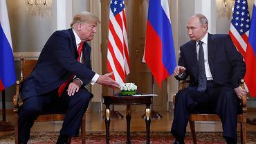 Spotkanie Trump - Putin
