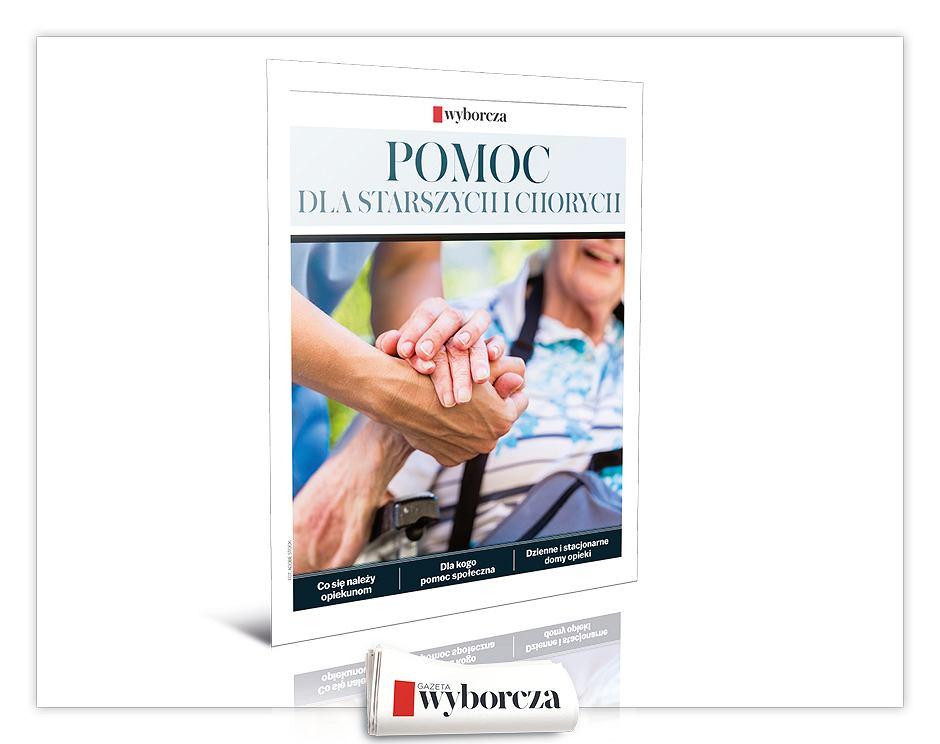 Dodatek specjalny 'Pomoc dla starszych chorych' już w czwartek, 19 marca w 'Wyborczej'.