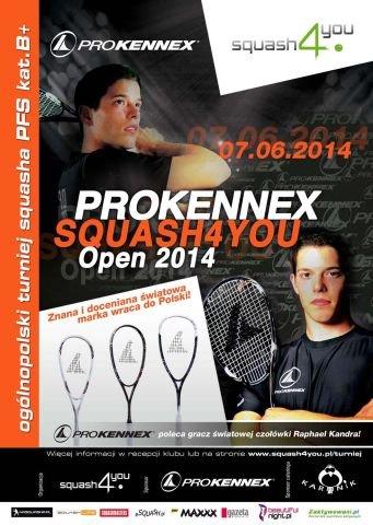 PROKENNEX Squash4You Open PFS B+