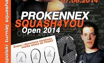 PROKENNEX Squash4You Open PFS B+