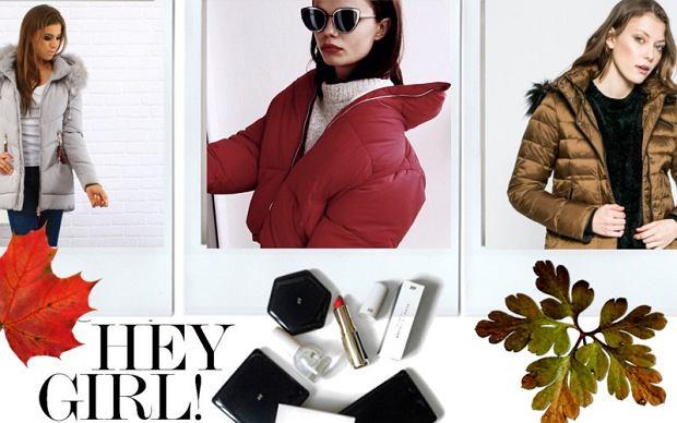 Puchowe kurtki to wygodna, ciepła i stylowa opcja na chłodne dni