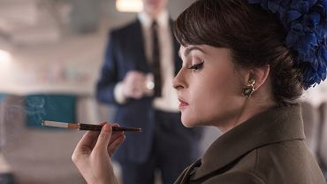 Helena Bonham Carter w roli księżniczki Małgorzaty w 'The Crown'