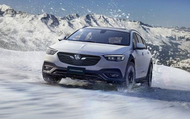 Opel Insignia Country Tourer | Terenowe kombi