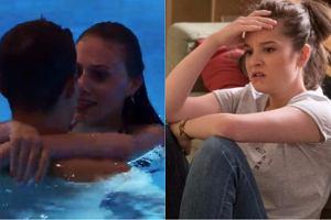 Kadr z serialu 'Na Wspólnej'