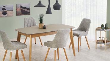 Elegancki stół rozkładany