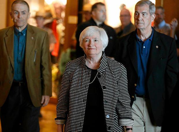 Zlot bankierów w Jackson Hole. Kluczowy dla Wall Street i dolara