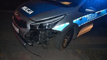 Wypadek w Krzeszowicach