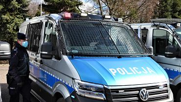 Nowe radiowozy dla oddziału prewencji policji