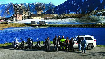 Szwajcaria i Harley-Davidson - połączenie z gatunku idealnych