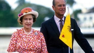 Elżbieta II nie była pierwszą miłością Filipa. Był zakochany na zabój w brunetce z Kanady