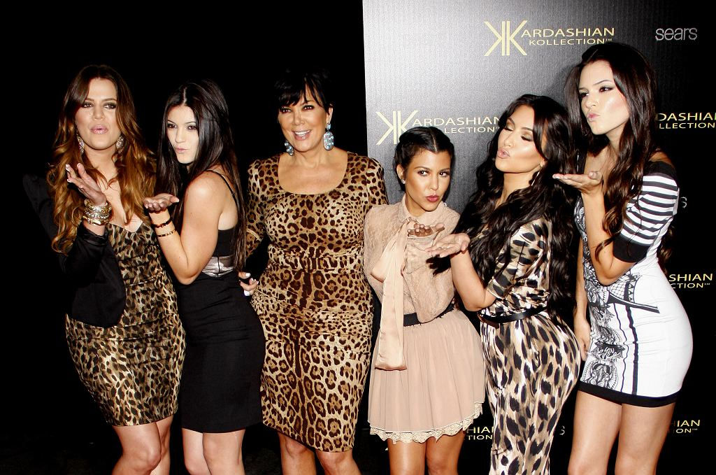Z kamerą u Kardashianów' trafi na Netfliksa