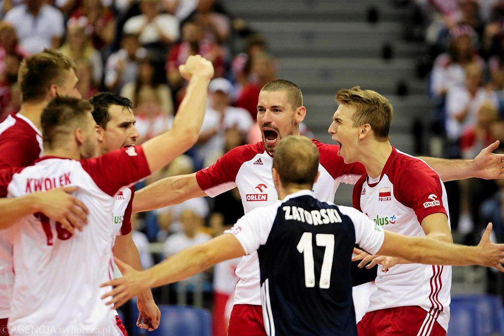 Polska - Rosja 3:2. Memoriał Huberta Jerzego Wagnera