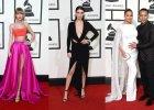 Grammy 2016 - najlepsze kreacje z czerwonego dywanu!