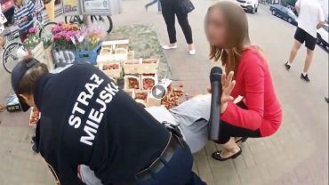 Mężczyzna i kobieta utrudniali akcję pierwszej pomocy