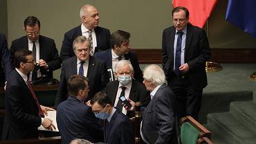Posiedzenie Sejmu przed głosowaniem ws. wyborów korespondencyjnych
