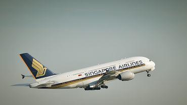 Prawie pusty samolot na najdłuższej trasie świata (zdjęcie ilustracyjne)