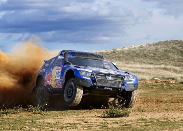 Volkswagen Touareg Dakar 2009