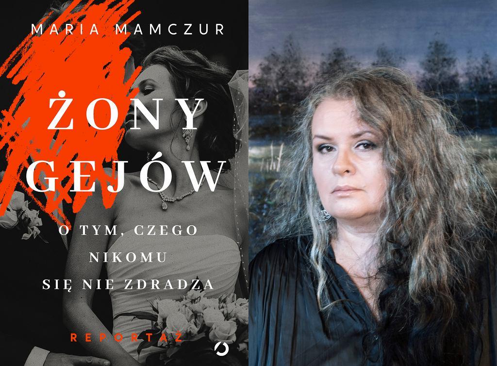 Maria Mamczur, autorka 'Żony gejów. O tym, czego nikomu się nie zdradza' (fot. Materiały prasowe)