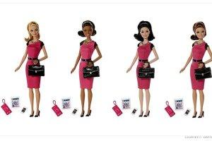 Barbie zostanie bizneswoman. O Kenie w tej wersji ani słowa