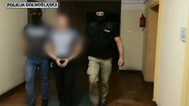 'Łowcy głów' zatrzymali podejrzanego o zabójstwo we Wrocławiu