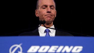 Dennis Muilenburg, szef Boeinga