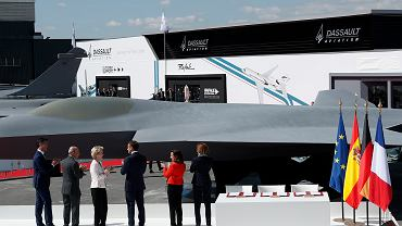Model myśliwca nowej generacji zaprezentowano w Le Bourget