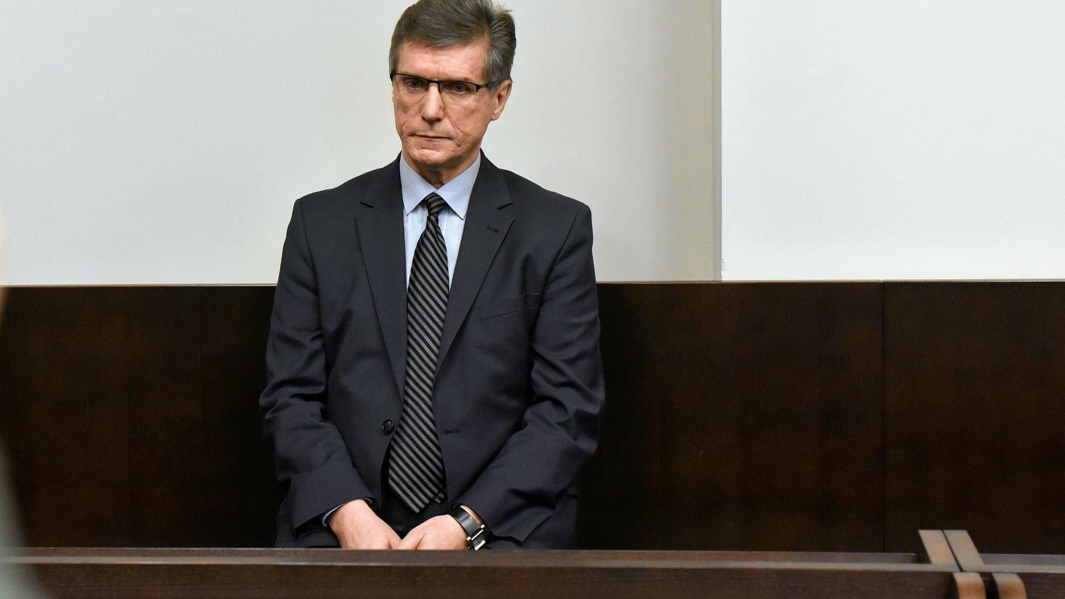 Proces apelacyjny byłego prezydenta Olsztyna Czesława Małkowskiego. Chodzi o zarzut zgwałcenia ciężarnej urzędniczki