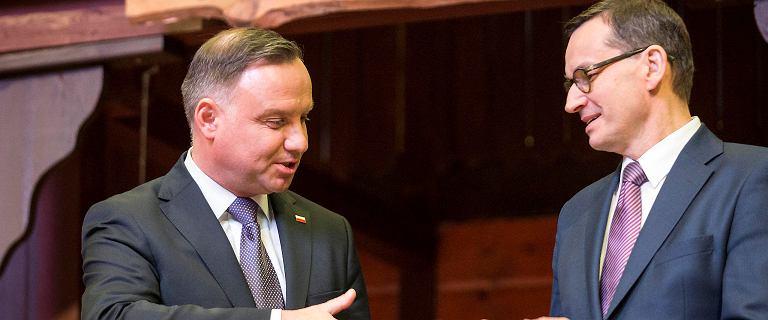 Prezydent i premier chwalą się 750 mld euro dla Polski. Hübner reaguje