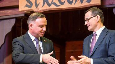 Prezydent i premier chwalą się 750 mld euro dla Polski. Hübner: Negocjacje dopiero się zaczną
