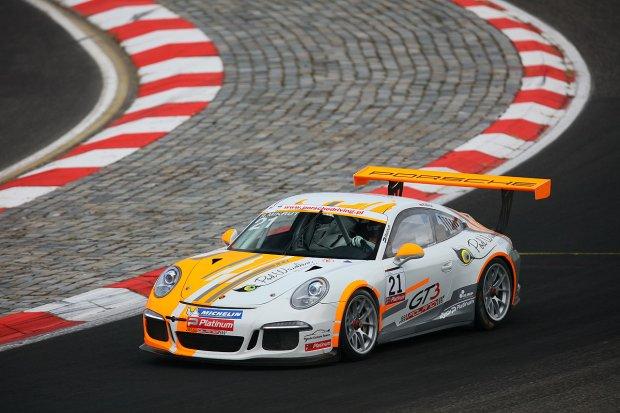 Porsche Platinum GT3 CCCE | Szybka jazda w Moście
